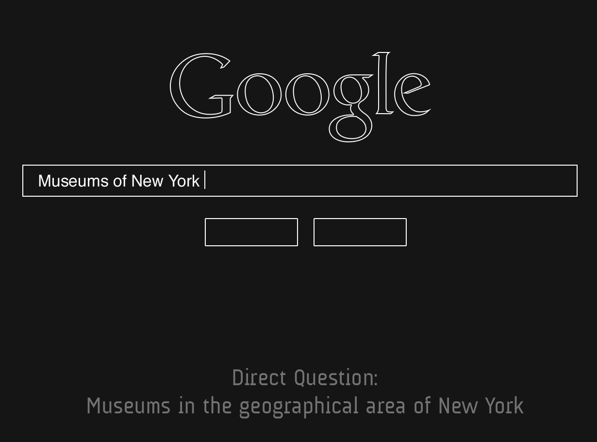 the evil side of google